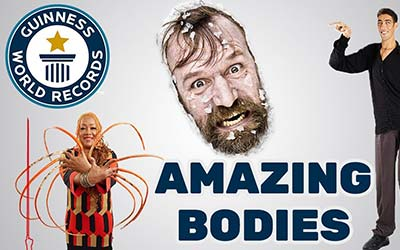 Amazing Bodies video