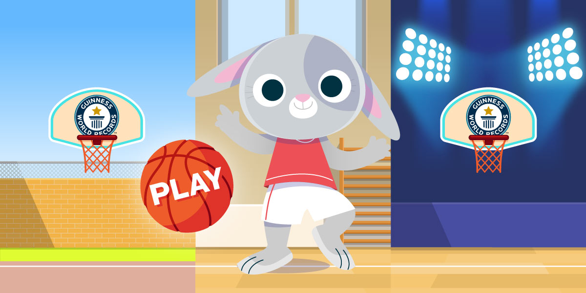 Basketball Bunny comp