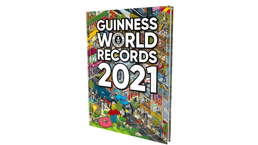 The stars of Guinness World Records 2021 revealed! ✨