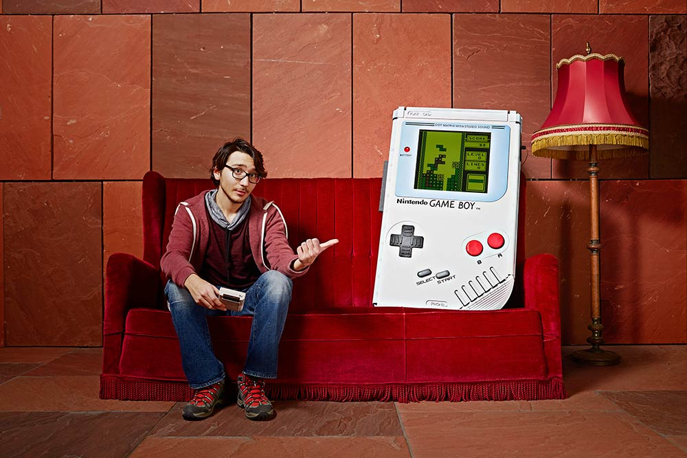 Largest Game Boy GWR