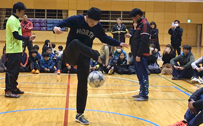 Most around the world ball control tricks video