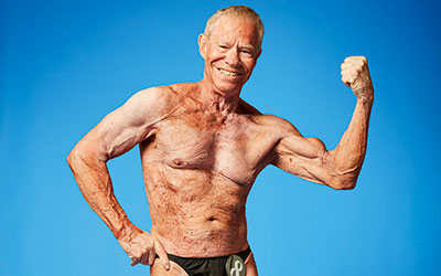 Oldest bodybuilder