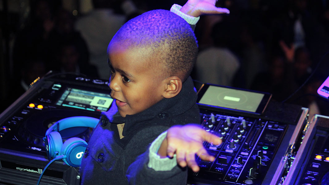 Video: This five-year-old DJ from South Africa has just broken a world record