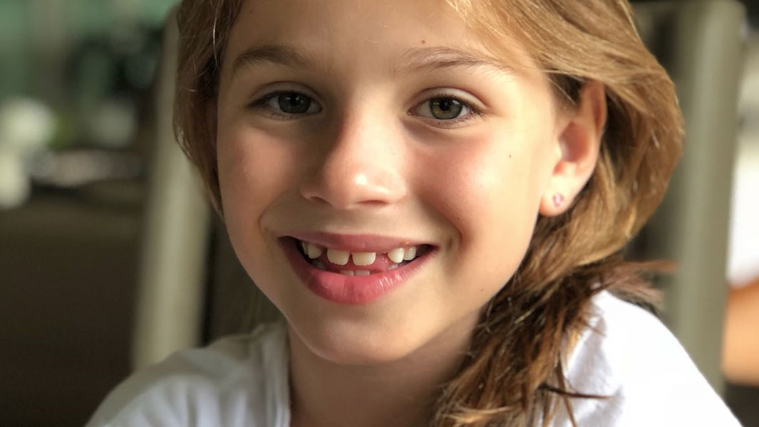 This eight-year-old Aussie girl is the world's youngest magazine editor