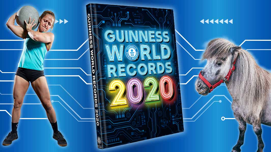Meet the stars of Guinness World Records 2020!